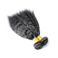 yaki straight human hair weave