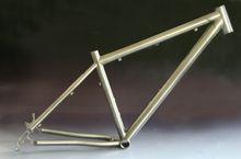 Titanium Mountain Bike Frame