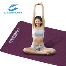 2018 wholesale custom made tpe yoga mats