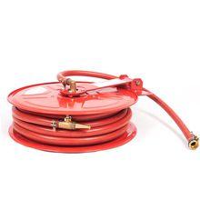 25m fire hose reel hose reel/hydrant box 19 mm diameter hose