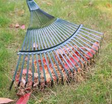 22 teeth garden rake the garden wire harrows rake