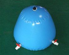 Portable Onion Self Supporting Frameless Drinking Water Tank