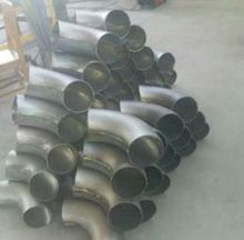 Titanium pipemanufacturers chemical pipeline and flanged fittings