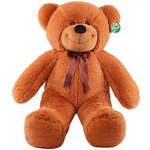 Big bear plush toy