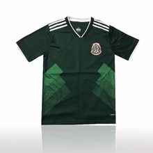 Camisa Mexico soccer jersey 2018 World Up jersey CHICHARITO R MARQUEZ G DOS SANTOS O PERALTA football shirt camisetas de futbol S-XL