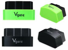 original Vgate ICAR3 ELM327 Bluetooth wifi OBD obd2 trip computer phone support Android IOS 5 color options torque