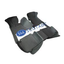 Scotab Custom Fit 3D All-Weather Waterproof Car Floor Mats Floorliner For Acura TL,TLX,ILX,TSX,Integra,RL,RLX,RDX,MDX,NSX 1999-2018 Carpets