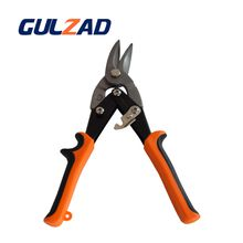 Professional High Hardness CRV Right Aviation Snip For Sheet Metal