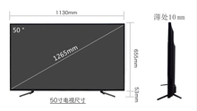 2018 Cheap Whole Sale 49/50 inch Android Smart LED 4K TV Factory Price