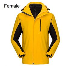 Hot Selling Kids Thermal windproof Jacket Hiking Clothing Softshell Camping Windbreaker Impermeavel Inner Fleece Winter Detachable Coats