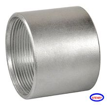 ASME B16.11 half /full coupling stainless steel /carbon steel
