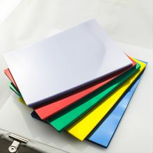 PVC Binding Cover A4 size clear color 100sheets/shrink 150MIC