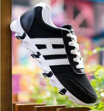 Spring,summer,autumn and winter. Casual fashion shoes. Men's Shoes. Canvas shoes. Student. Light. Ventilation. Suede.Running shoes.
