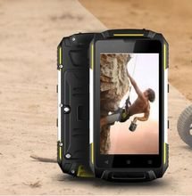 IP68 waterproof 4.5'' rugged smart phone