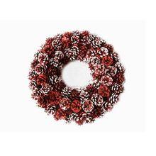 Alldeco Pinecone Wreath