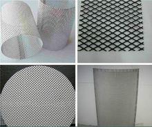 Titanium electrode titanium mesh coil