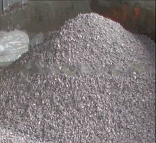 Hot titanium powder, high quality
