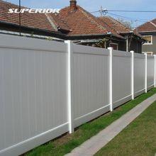 PVC Fence Panels