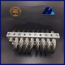 Machinery and Electronics Used Vibration Insulation JGX-1598 Stainless Steel Wire Rope Isolator