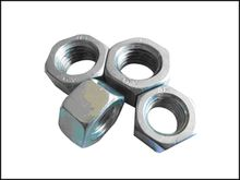 Hex nuts-DIN933,4.6GR 5.8GR 8.8GR 10.9GR