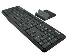 Logitech (Logitech) K375s equipment more quiet tablet computer keyboard input Mobile phone keyboard Wireless bluetooth keyboard