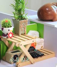 Solid wood desk corner r receive aircraft floret