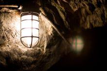 Lighting Underground Mine & Illumination