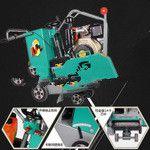 Road engineering machinery No.8