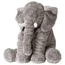 Elephant mother plush toy