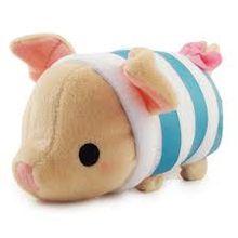 Piglet plush toys