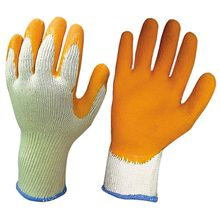 tect against other minor injuries from liquids because the gloves provide a continuous membrane that does not allow even