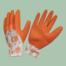 ated Grip Gloves Work Oil Resistance Gloves