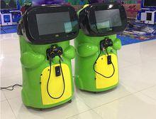 2018 new Reality kids play room virtual fishing electronic game machine