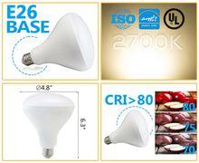 Led Bulb Wholesale Low Profile E26 1050lm Dimmable 12W Led BR40 Bulbs UL Energy Star Listed