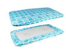 Full size infant crib bedding sheet 100% cotton kids nurser bedding set baby crib sheet Mattress Cover