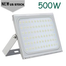 Newest Led Floodlights 500W 300W 150W 100W Outdoor Flood Lights IP65 Waterproof Equivalent 6000K Outdoor Floodlight Ship from USA take 7Days
