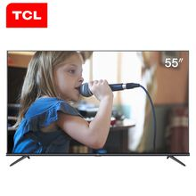 TCL 55D6 4K Ultra HD Full Eco HDR Blu-ray Intelligent Network Flat Panel TV