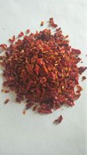 Dehydrated red pepper pellet Marlene can prevent cardiovascular disease and improve dark and freckle