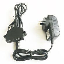 Argentina Commonwealth of Australia Standard 5V2A Power Adaptor Supply Transformer 5V1A USB Charging Socket Office Work Desk Hardware Parts