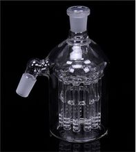 wholesale glass ash catcher for glass bong glass water pipe glass smoking accessory
