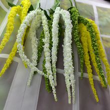 104CM Artificial Flowers Lover Tears Silk Spray for Home Supermarket and Wedding Prom Decoration