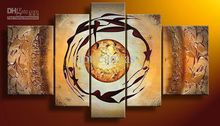 Free shipping MODERN ABSTRACT CANVAS ART OIL PAINTING Guaranteed decoration oil painting new arrival P35