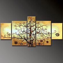 Free shipping MODERN ABSTRACT CANVAS ART OIL PAINTING Guaranteed decoration oil painting new arrival P22