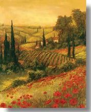 Landscape-oil-painting-Tuscan-Landscape-Hot-Contemporary-Art-Hand-painted-canvas-art-Tuscan-003