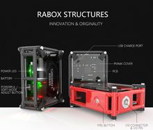 Unique looking Smoant Rabox Semi-mechanical Voltage Regulator Box Electronic Cirgarattes CPU Chassis -Ray Box
