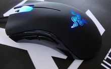 Adder Mouse High Quality Gaming Mouse 3500DPI Optical Wired Mouse free shipping