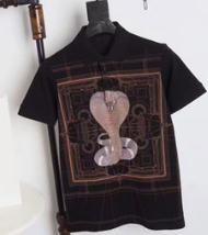 clothing embroidery tiger fashion snake shirts casual short sleeve summer men hip hop tops shirts