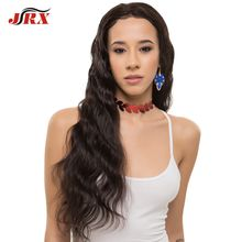 JRX Wholesale Natural Color Can Be Dyed Can Be Bleached Brazilian Body Wave Human Hair