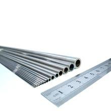 The manufacturer supplies titanium titanium tube