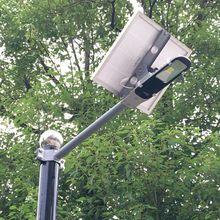 Solar Street Light with Motion Sensor LED Super Bright Outdoor Lighting Solar light